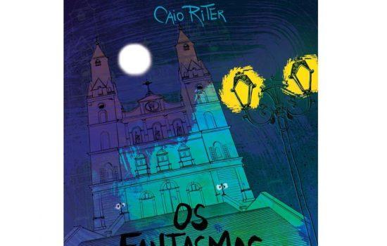 Encontro com o autor Caio Riter  no Colégio La Salle Dores