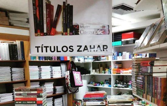 Editora do Mês de Maio: Jorge Zahar