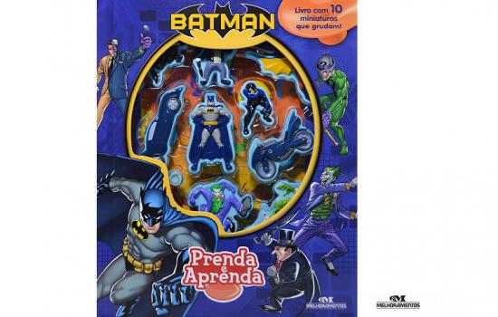 Batman: Prenda e Aprenda