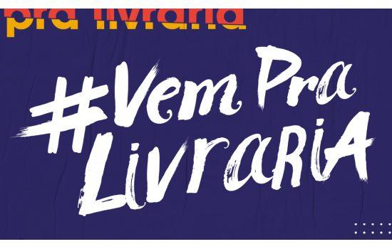 Vem Pra Livraria #vempralivraria