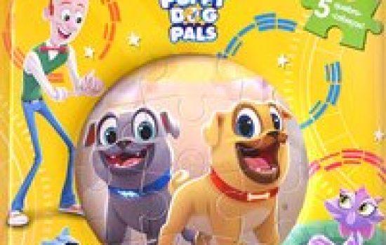 Puppy Dog Pals – Meu Primeiro Livro Quebra-Cabeças