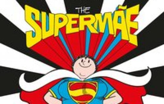 Almanaque 50 anos – The Supermãe