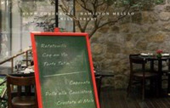 Bistrô & trattoria – Cozinhas da alma