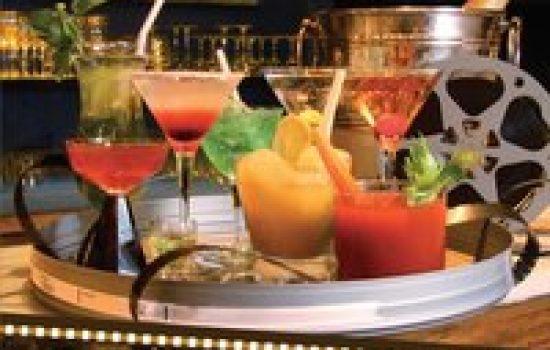 Bebendo estrelas – Histórias e receitas